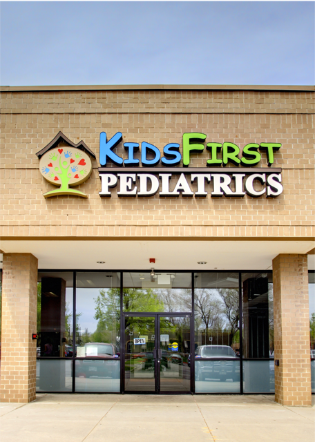 KidsFirst Front Entrance